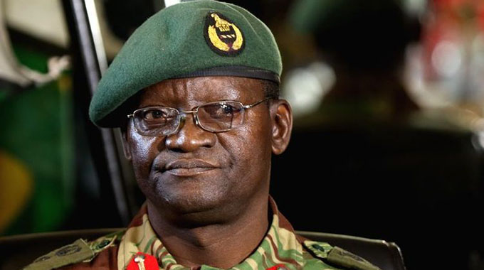 Breaking:  Colonel  Mugwisi dies