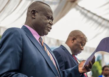 BREAKING:Lands Minister Shiri dies