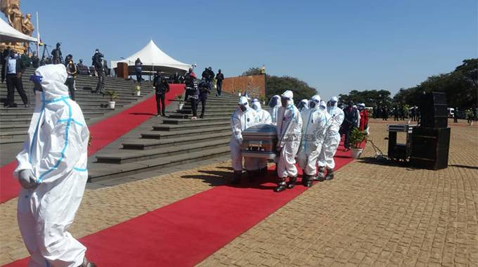 CDE SHIRI BURIAL IN PICTURE