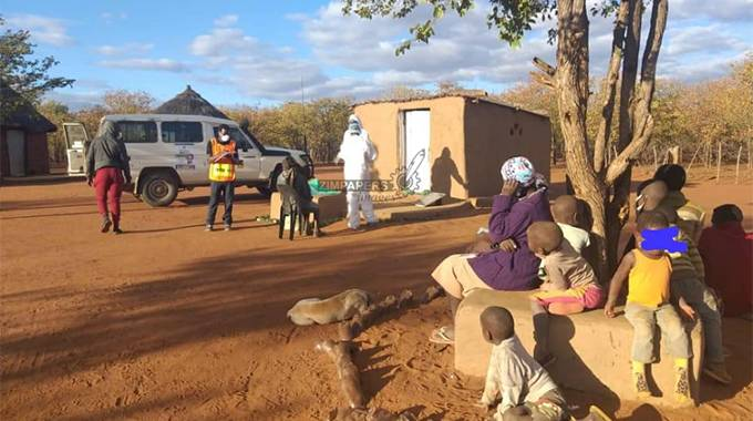 BREAKING: Two escapees infect eight minors