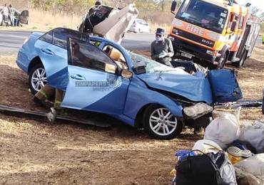 BREAKING: Accident leaves one dead