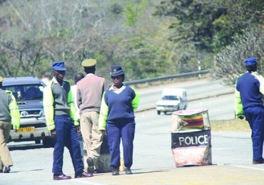 Chivhu police officer run over at roadblock