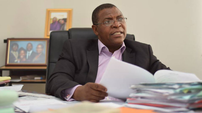 Grieving Chamisa Appoints Welshman Ncube As Acting President