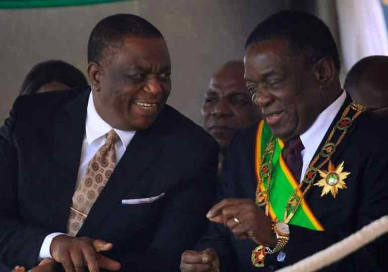 VP Chiwenga Appointed Health Minister
