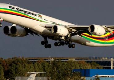Air Zim resumes flights next week