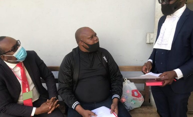 MDC Alliance vice-chairperson demands trial date