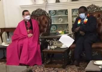 Mnangagwa in fresh talks plea
