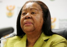 Should South Africa be more publicly critical of the human rights situation in Zimbabwe? Minister Pandor elaborates