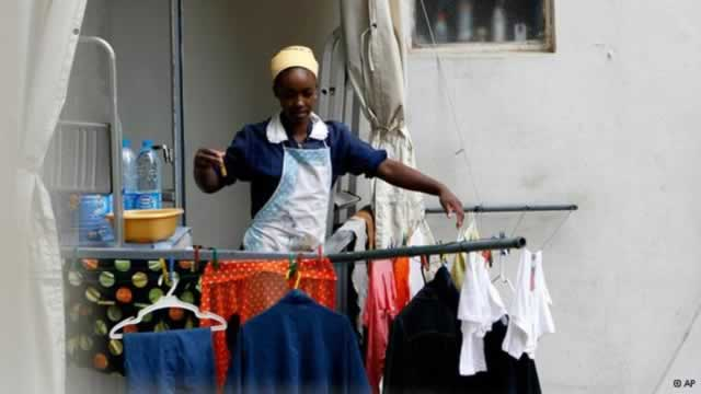 'Zim domestic workers have legal recourse'