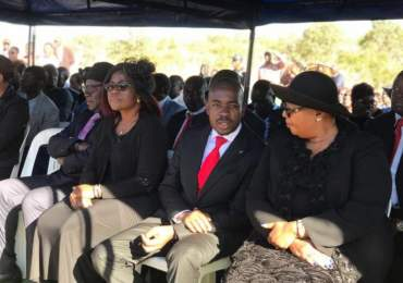 Khupe's MDC-T sets tough terms for Chamisa talks