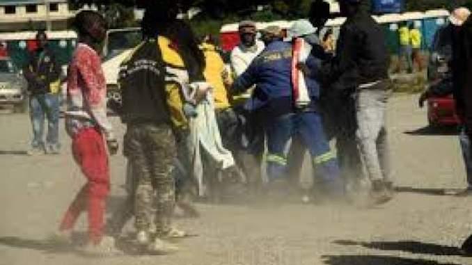 5 arrested over Kwekwe violence