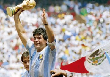 Argentine football legend Diego Maradona dies at 60