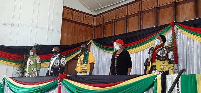 Tensions runs high at Zanu-PF PCC meeting