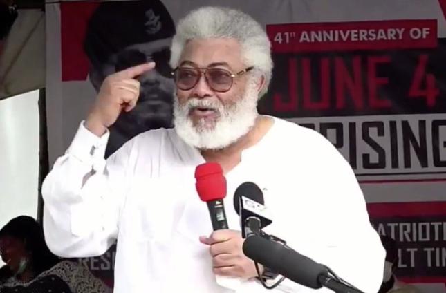 Former Ghanaian President Rawlings dies
