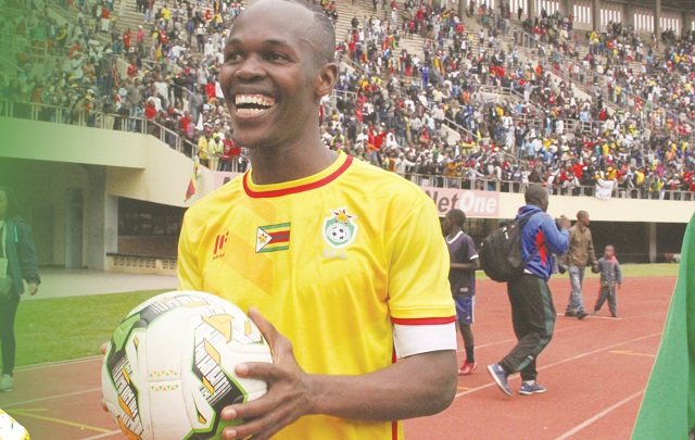 Musona targets points against Algerians