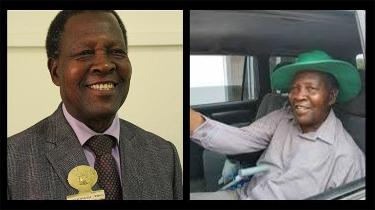 Chief Katsande Nyamukoho dies