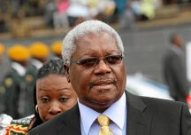 Former cabinet minister, Chombo picked up for questioning