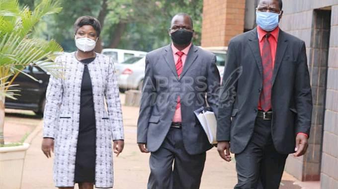 Ex-minister Kagonye granted bail.