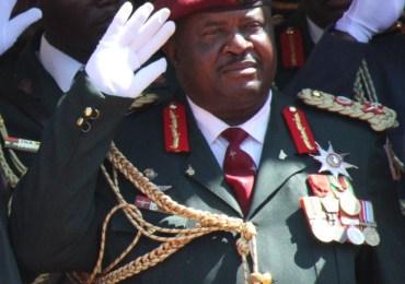 Zimbabwe mourns Cde Nyikayaramba