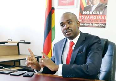 Chamisa Appoints Chimhini MDC-A Acting Secretary-General