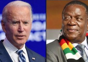 US's Biden extends sanctions on Zimbabwe
