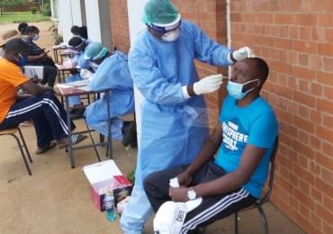 Bulawayo down to 2 active coronavirus cases