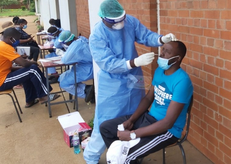 Bulawayo down to 2 active coronavirus cases