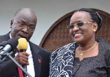 'He loved morning sex; I will dearly miss him' – Magufuli's wife mourns husband's death