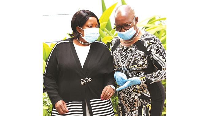 "'I Have Quit Politics"" – Joice Mujuru"