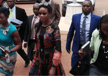 Marry Chiwenga trial postponed