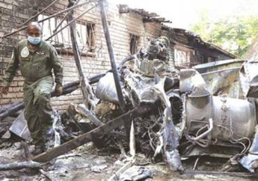 Air Force of Zimbabwe mourns the death of helicopter accident victims