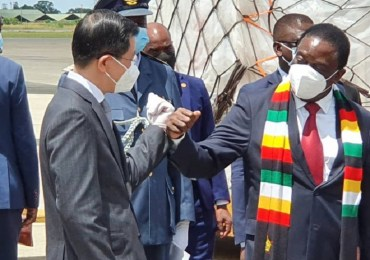 Are China's vaccines already being used in Zimbabwe under WHO probe?