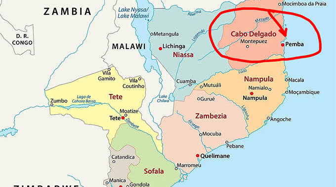Another Zim survivor tells of horrific scenes in Cabo Delgado