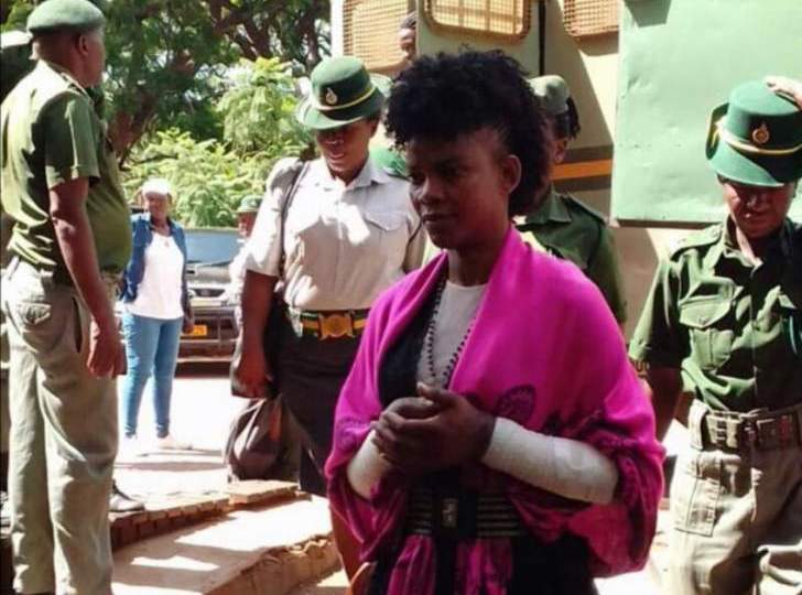 Marry Mubaiwa applies for refusal of further remand