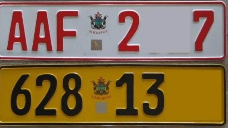 Judge rules it's illegal to charge Forex for number plates, orders refunds
