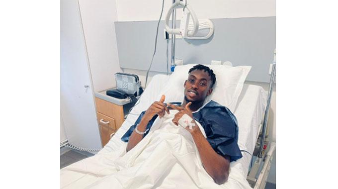 Kadewere in successful surgery