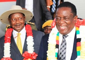 President off to Uganda for Museveni inauguration
