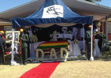 Grace Mugabe Petitioned By Chief Zvimba Over Mugabe 'Courtyard' Burial