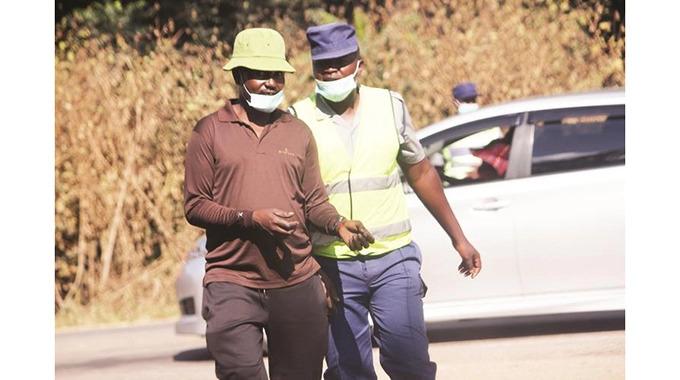 Habitual unlicensed bus driver nabbed at roadblock