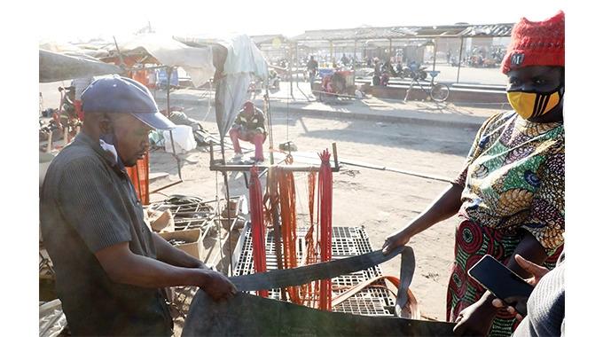6PM to 6AM curfew on Bulawayo