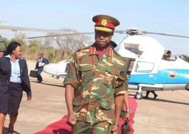 Zambian leader Edgar Lungu collapses in public, office says he is 'well'