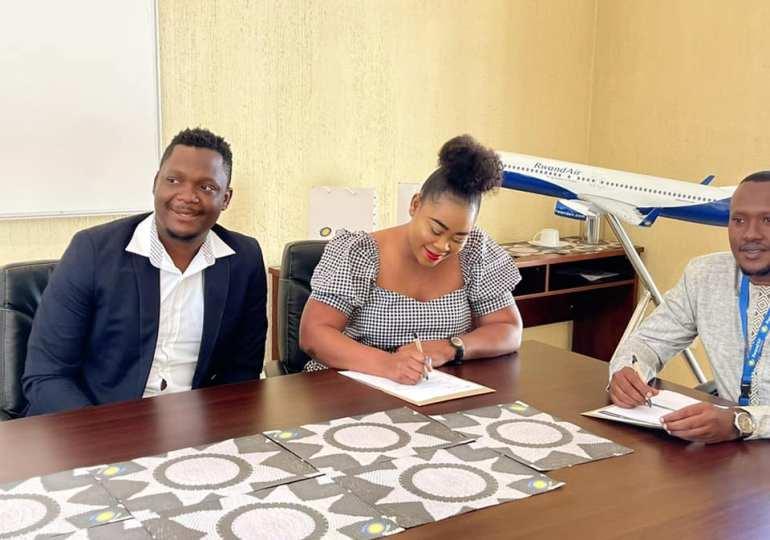 Madam Boss appointed RwandAir Ambassador