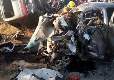 20 perish in road accident