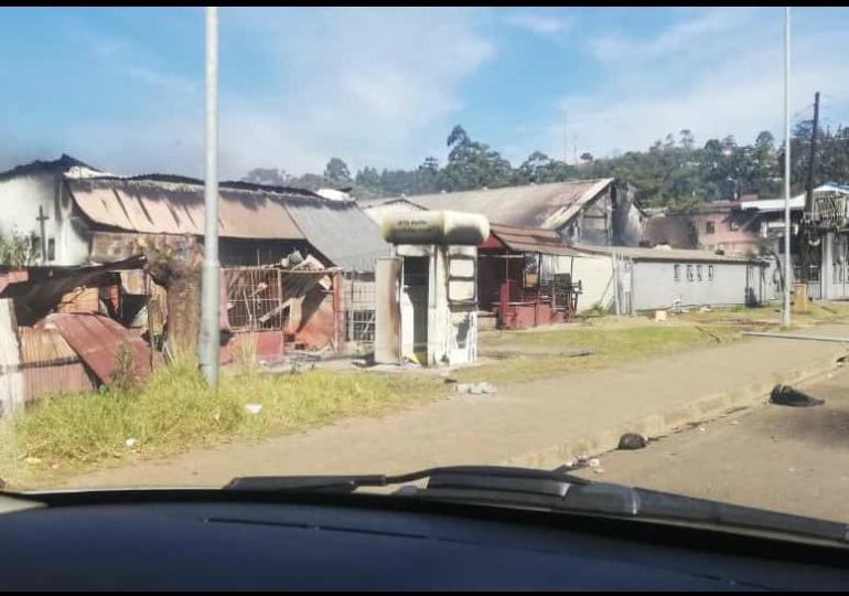 ESWATINI PRO-DEMOCRACY PROTESTS FUNDED BY OUTSIDE GROUPS