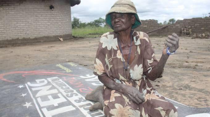 Late Sungura Legend, Leonard Dembo's Mother Dies