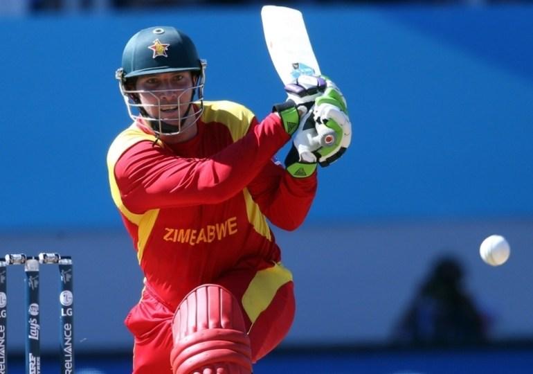 Zim Cricket Stalwart Brendan Taylor Retires