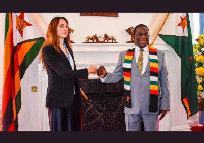 UN envoy to meet Chamisa