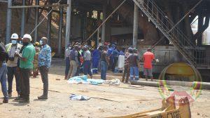 Mazowe South's SAS Mine Disaster Kill 8