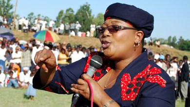 Photo of CHAMISA DID NOT INVITE ME: KHUPE TO HOLD MDC-T 19TH ANNIVERSARY CELEBRATIONS