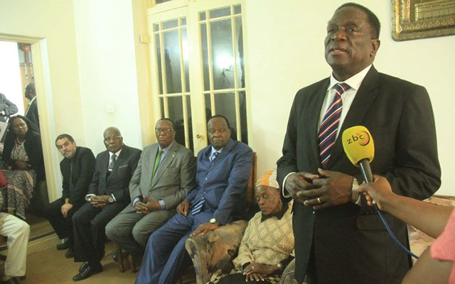 AUGUST IS A CURSED MONTH :MNANGAGWA